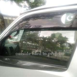 Hiace Curtain - fitting can slide type