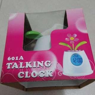 BNIB Nature Voice Calendar / Talking Clock