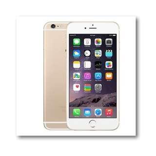 iPhone 6 Plus 16 GB (Free Case + Antigores)