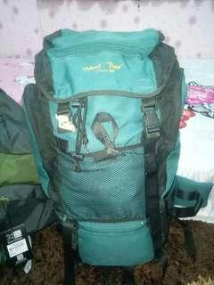 Backpack travel time italy