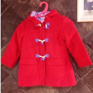 Marks & Spencer jacket coat outerwear jaket 3-4 tahun