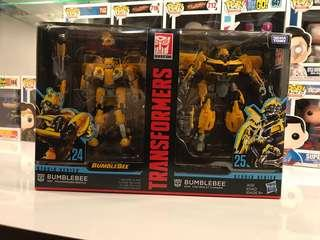 Transformers Bumblebee Double Set