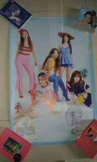 Red Velvet Summer Magic Poster