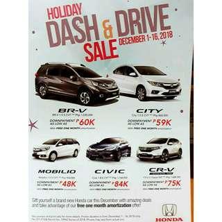 CARS Promo Autoloan