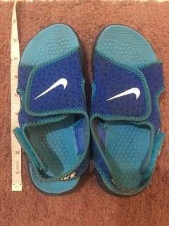 Nike rubber sandals
