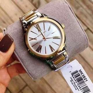 MK Hartman Two tone Ladies Watch