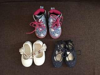 Sale! Baby shoes!