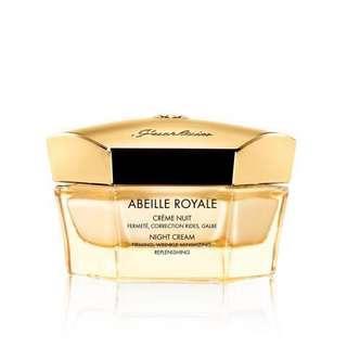 BN Guerlain Abeille Royale Night Cream