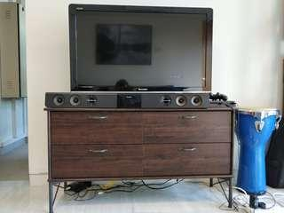 Tv cabinet 4 compartments