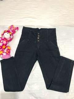 Highwaisted Skinny Jeans