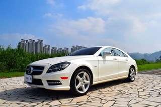 2012 BENZ CLS550 AMG 大滿配