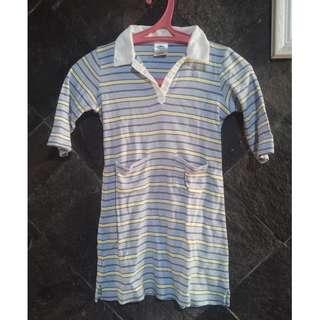 Oldnavy polo dress 5y