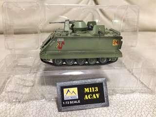 EasyModel M113A1/ACAV USMC Vietnam GROUND ARMOR 1:72 (35002)