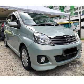 2011 Perodua Viva 1.0 SX (M) Elite One Owner