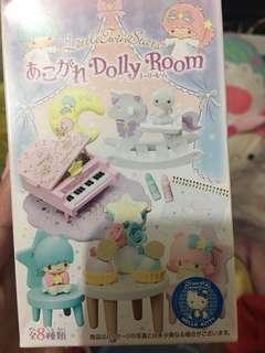Little Twin Stars Rement 鋼琴 8號只拆盒確認沒有拆袋