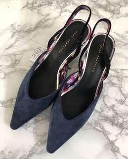 Original ZARA basic Heels 124