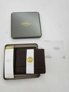 Dompet fosil RFID