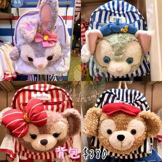 Duffy and friends 背包