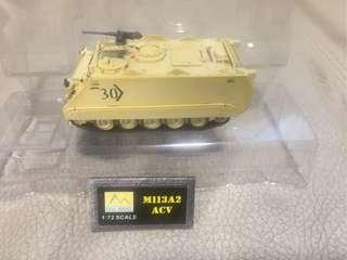 Easy Model M113A2 3rd Bat. HQ GROUND ARMOR 1:72 (35008)