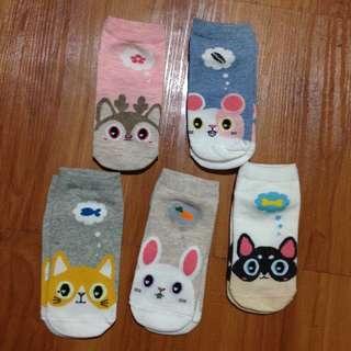 Cutie socks
