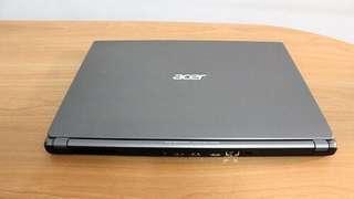 原價6000全鋁機身Acer Notebook M5-481TG 已經換了全新電池