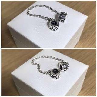 Pandora 6cm Safety Chain ⏬ Read before asking questions or making an offer