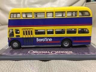 巴士模型 CORGI 1/76 Leyland PD3 Queen Mary Maidstone Kent Boro'line
