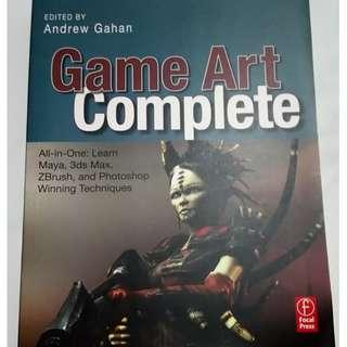 Game Art Complete: All-in-One: Learn Maya, 3ds Max, ZBrush, and Photoshop Winning Techniques (by Andrew Gahan)
