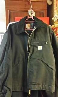 New Carhartt detroit jacket (black)不议价
