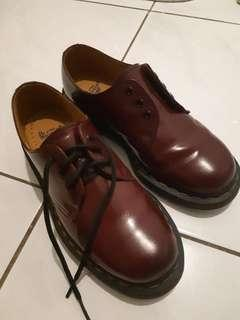 Dr. Martens 1461 Red Cherry Rough