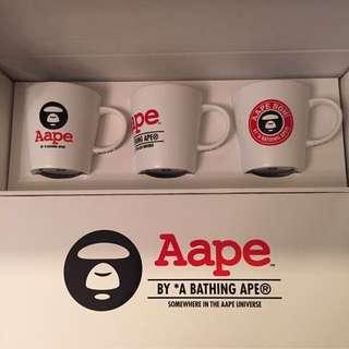 AAPE Mug Set Of 3