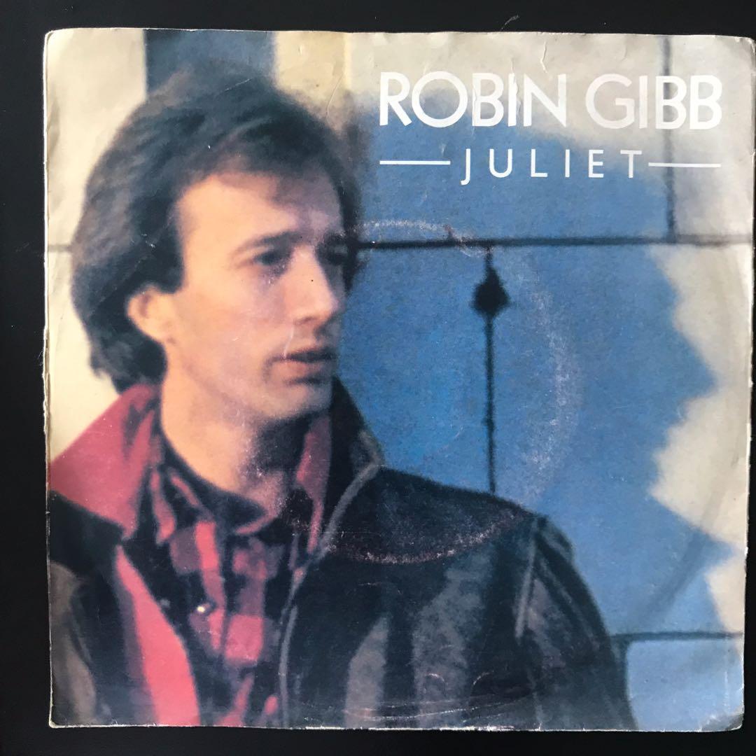 "7"" Single: Robin Gibb- Juliet, Music & Media, CDs, DVDs"