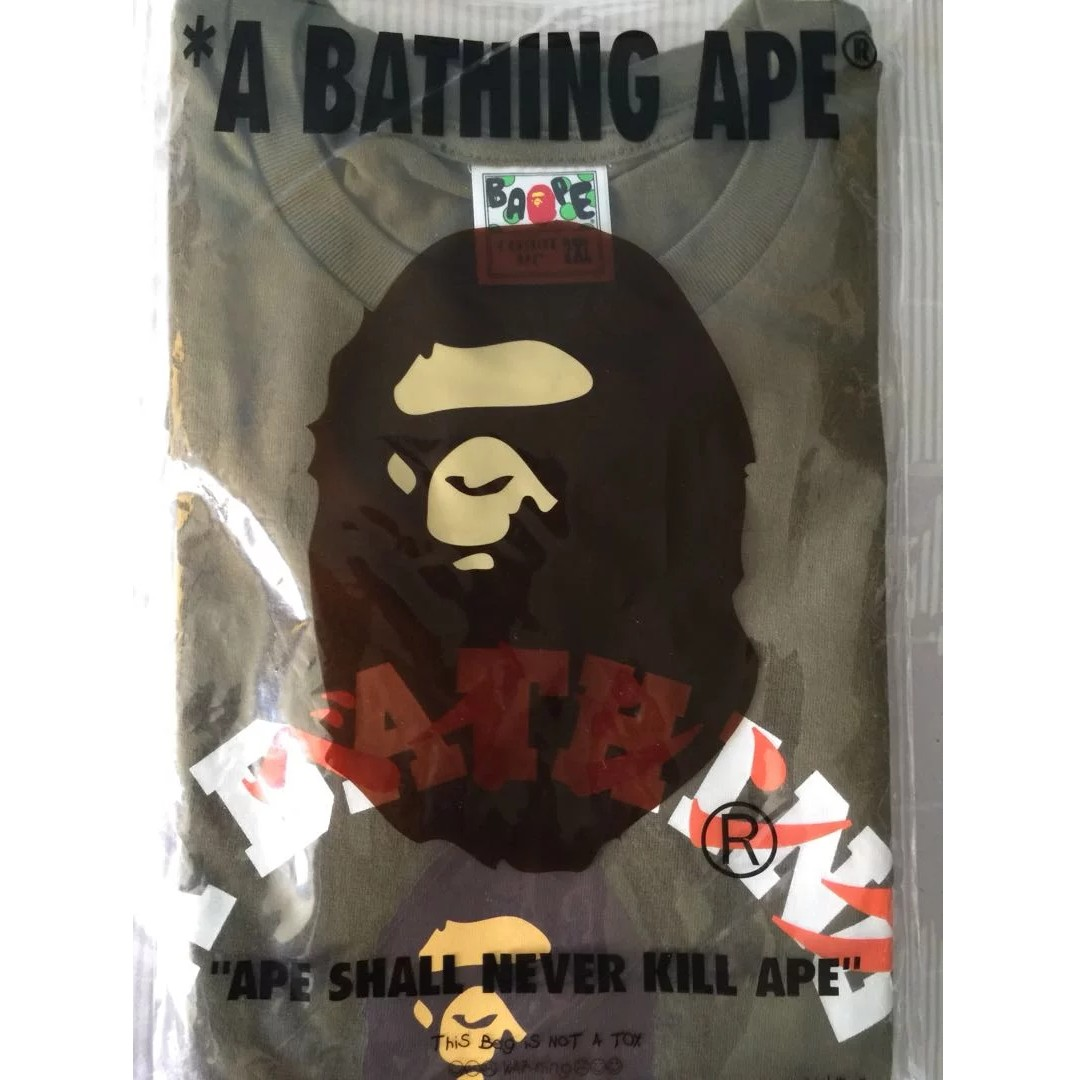 17346f02d242 A Bathing Ape Tee 2XL