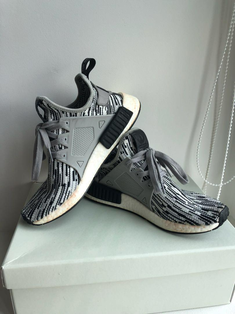 """the latest ffa11 599bc Adidas NMD xr1 pk """"Oreo"""", Luxury, Shoes on Carousell"""
