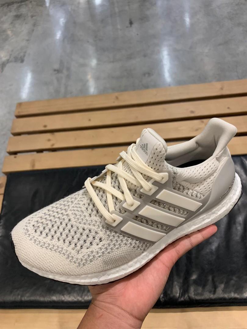 9af7e567cc8a4 Adidas Ultraboost 1.0 Cream US9