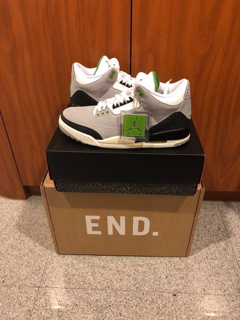 d759edd9830 Air Jordan 3 Retro 'MJ X Tinker' ** STEAL **, Men's Fashion ...