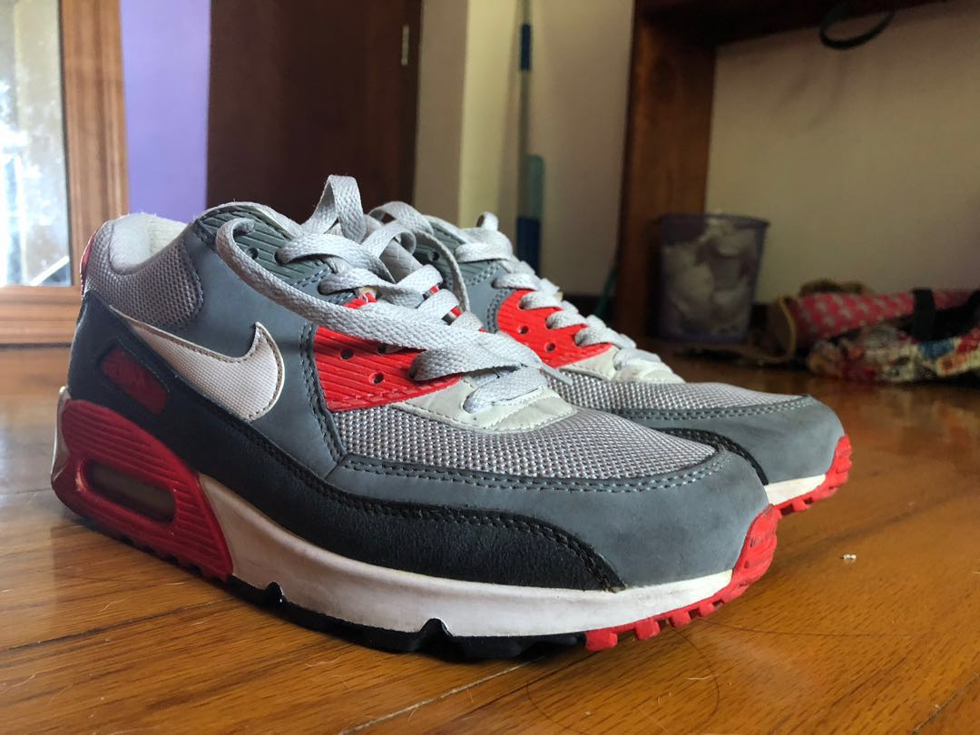 buy online 812a5 a9997 Airmax 90, Men s Fashion, Footwear, Sneakers on Carousell