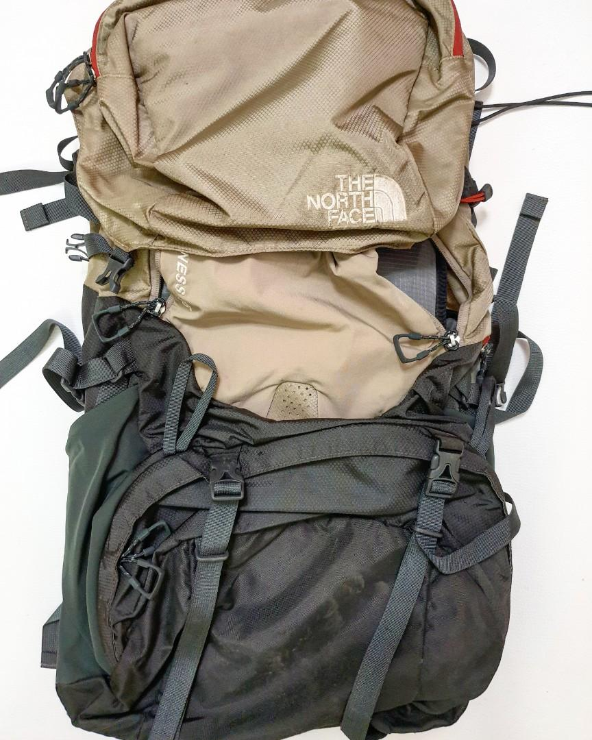 4536b70dd Backpack 55 litres THE NORTH FACE CONNESS 55. Back pack Travel ...