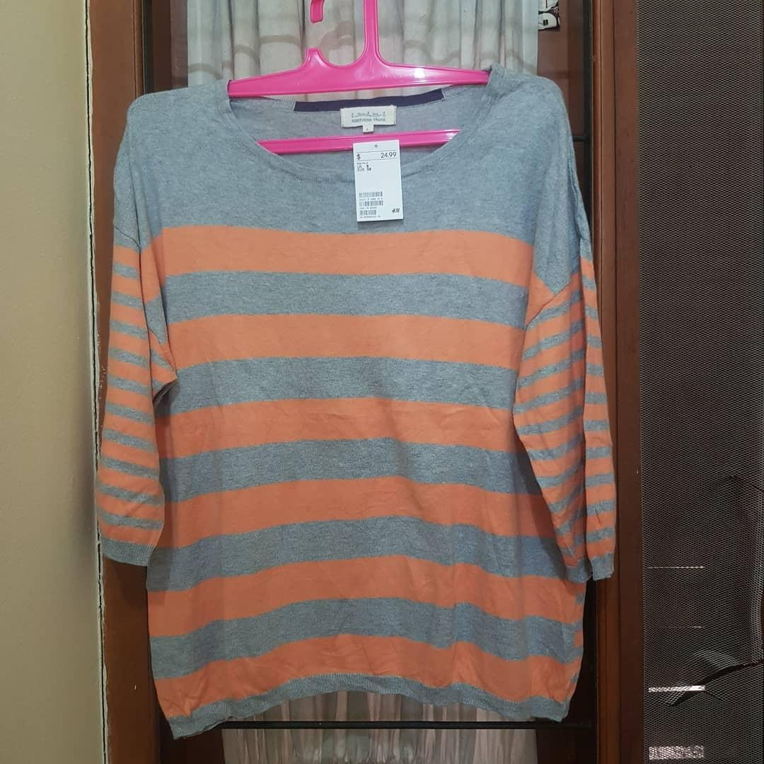 baju sweater import bangkok murah