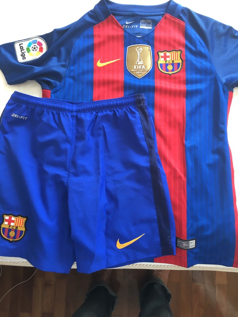 huge selection of 12967 ff50d Barcelona Messi Jersey from Barcelona