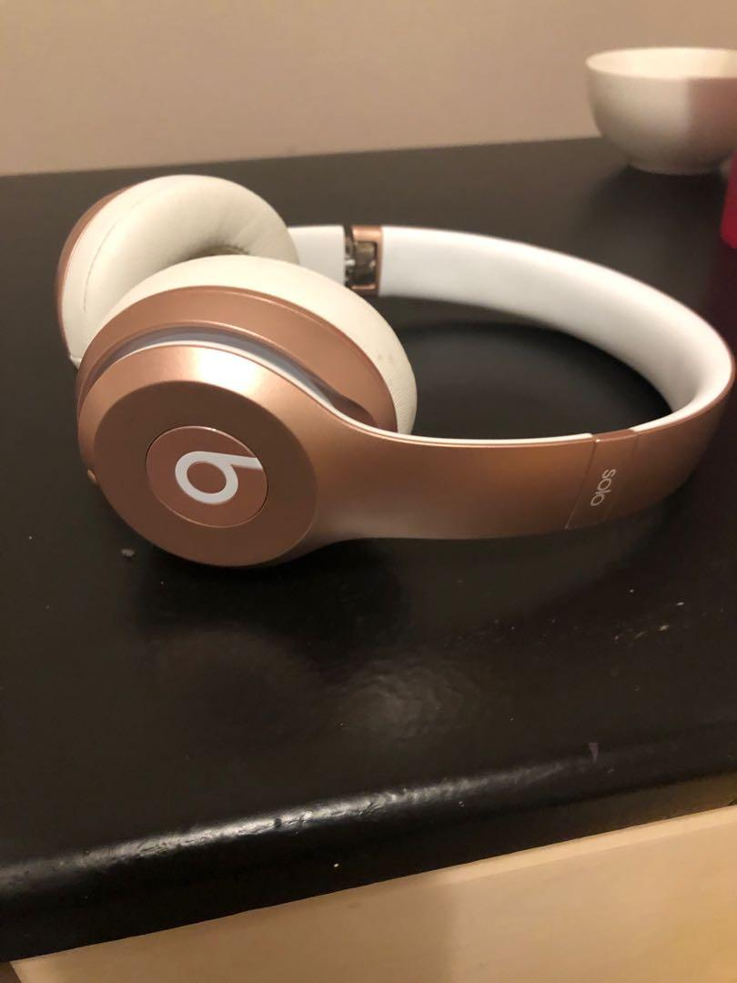 BeatsSolo Wireless