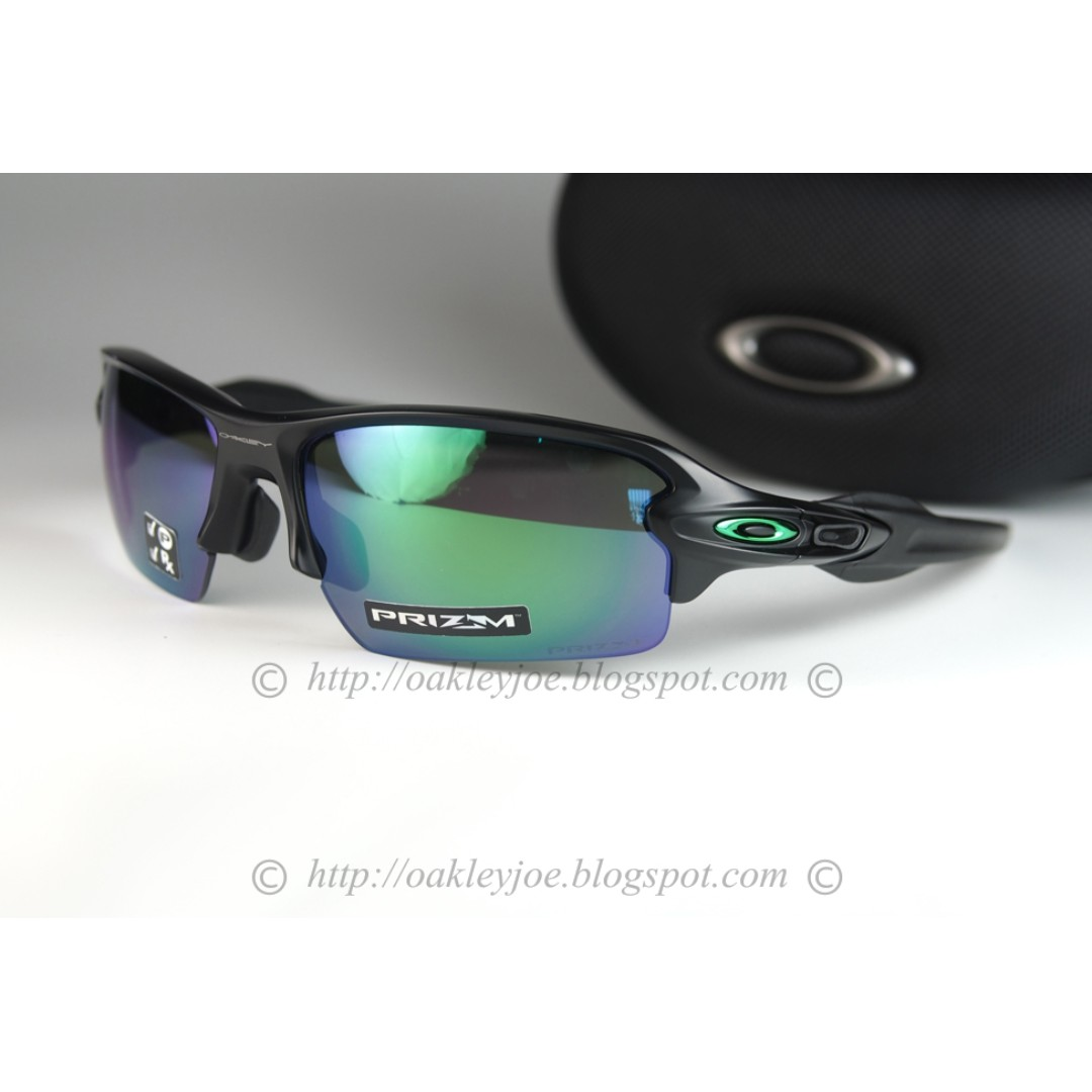 356a202c05 BNIB Oakley Flak 2.0 Asian Fit ruby fade + prizm black polarized  oo9271-2061 sunglass shades