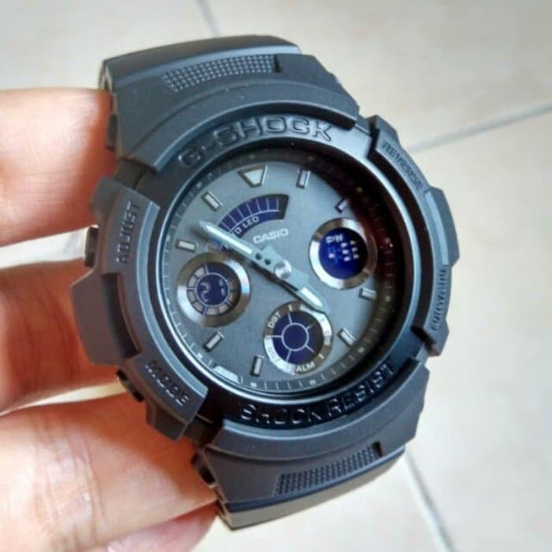 half off 6757e d52df CASIO G-SHOCK AW 591BB, Men's Fashion, Watches on Carousell