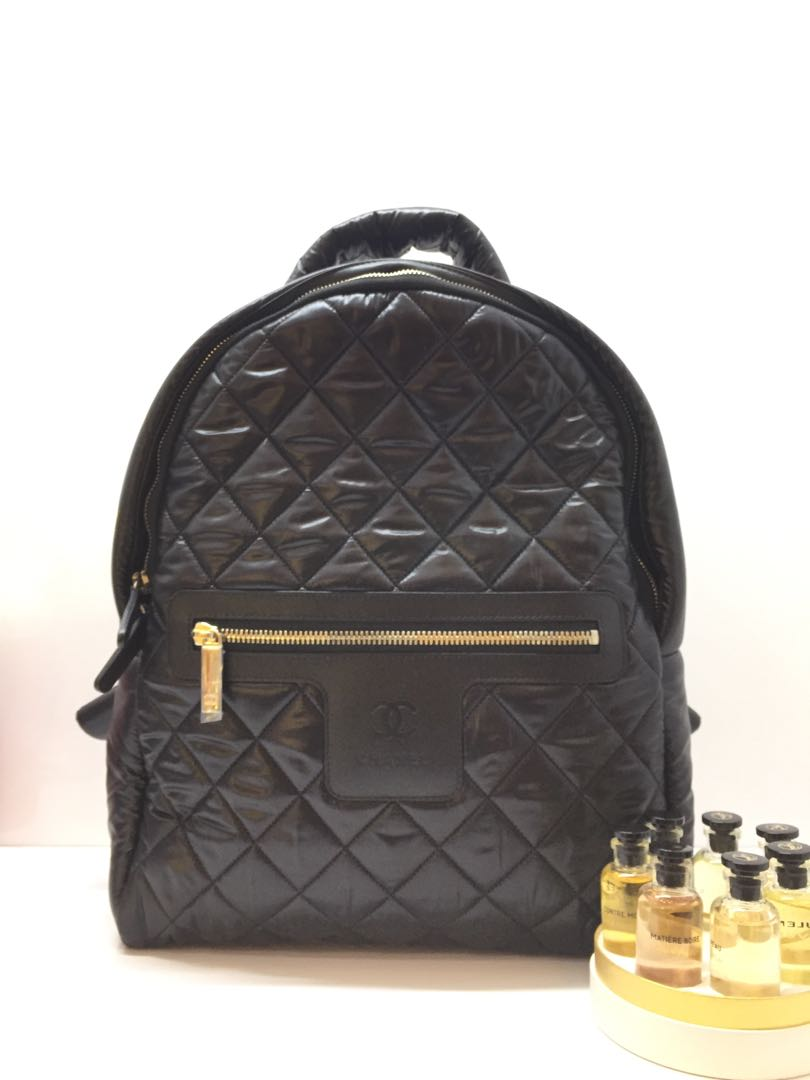 adb04dbfb0fc Chanel, Luxury, Bags & Wallets, Backpacks on Carousell