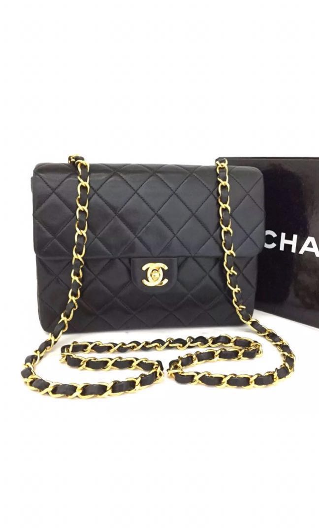 3059f9f6b8c81d Chanel Classic, Luxury, Bags & Wallets, Handbags on Carousell