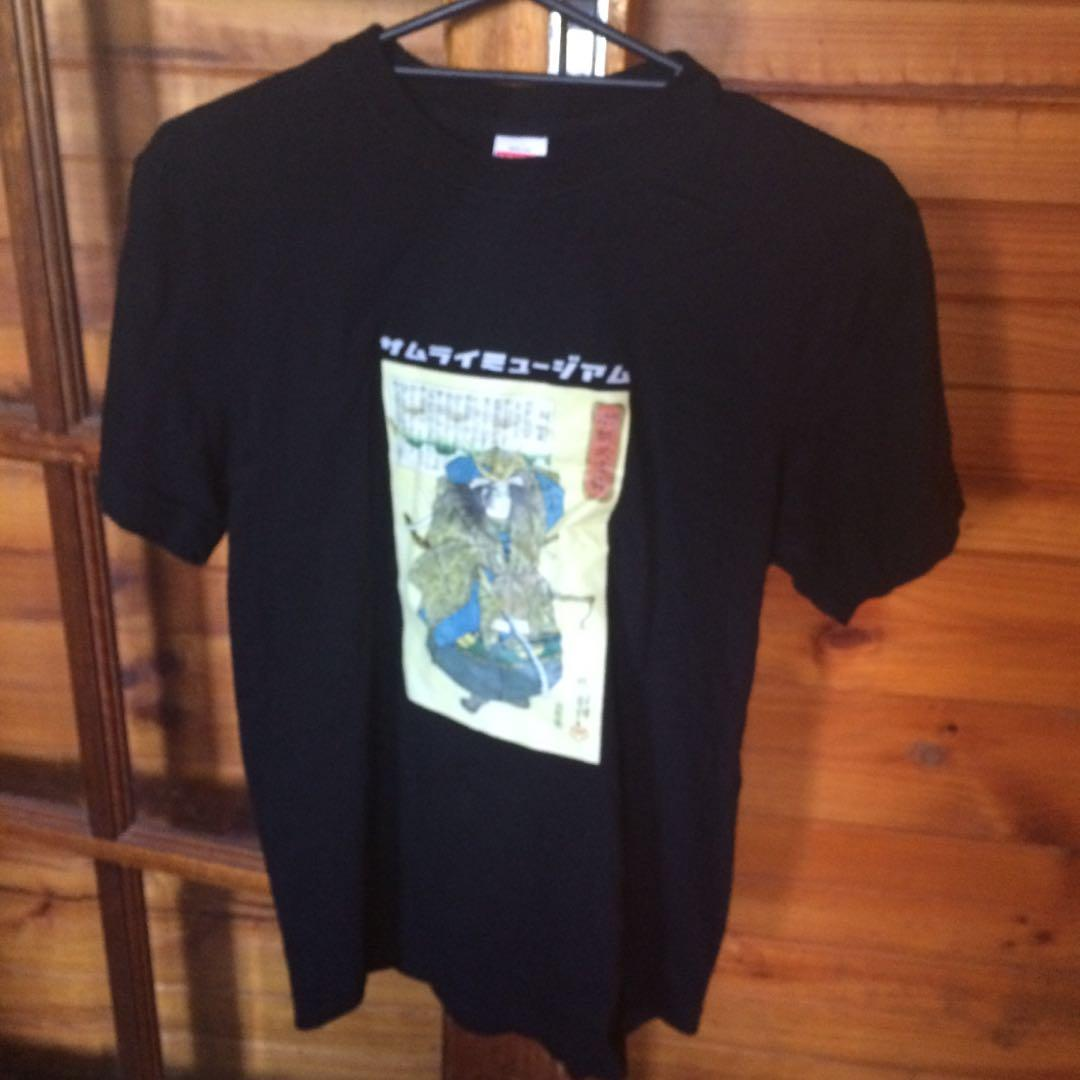 Chinese Warrior Black Tshirt