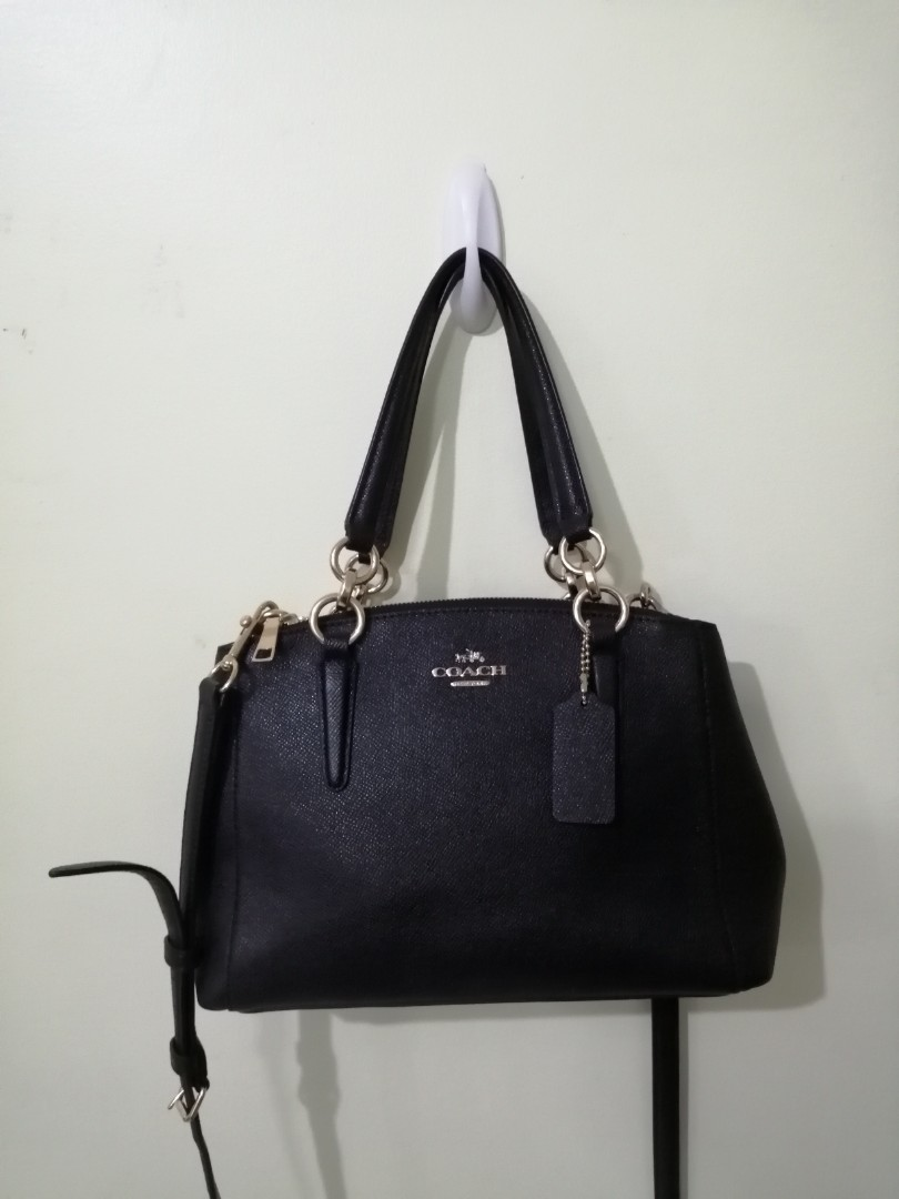 73c5ca184c85 Coach mini christie caryall womens fashion bags wallets jpg 810x1080 Black  coach mini christie