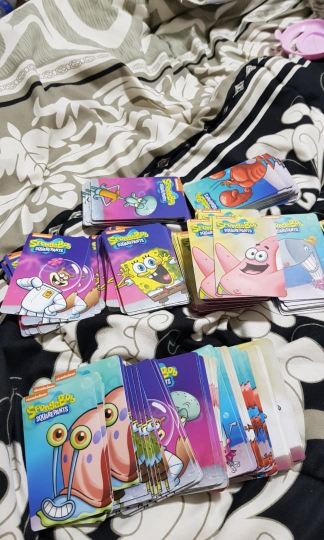 141k ticket worth CPCM spongebob card