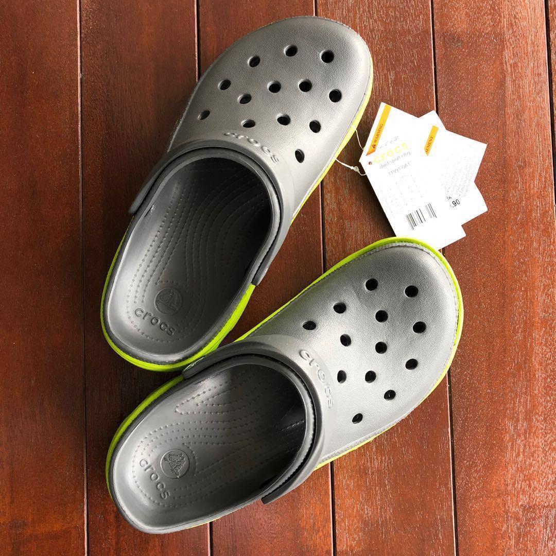 Crocs Duet Sport Clog Size M8 W10, Men