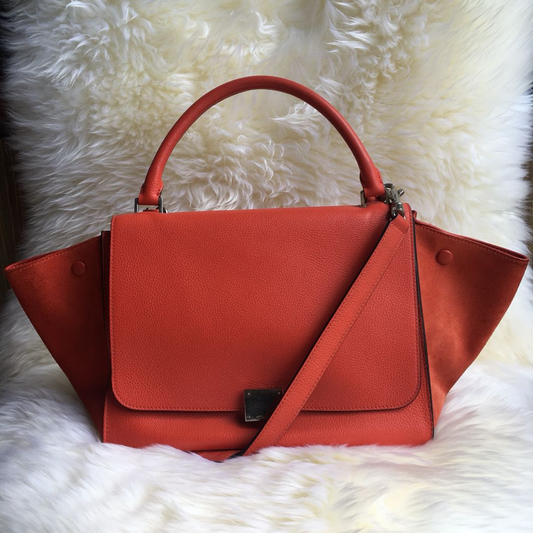 cf3608039a Fast deal! Celine Trapeze Medium (LOWEST PRICE)